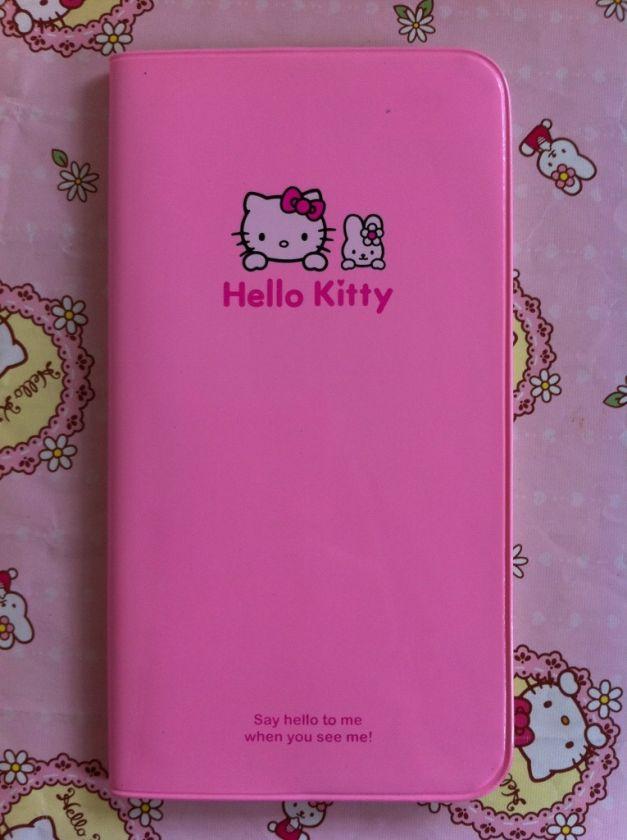 Sanrio Hello Kitty Schedule Book Diary Book Planner Datebook B (8.4cm