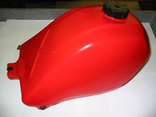 HONDA ATC 250 ES BIG RED NEW RED FUEL TANK GAS TANK