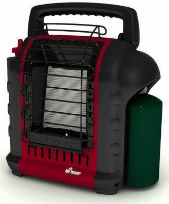 4,000/9,000 BTU Portable Buddy Heater F232000 089301320000